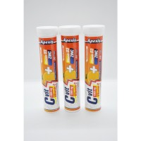 Apexis C vitamini 1000 mg +D3+Zink 20 Efervesan Tablet 3'lü Paket