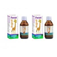 Argivit Focus Şurup 150 ml 2'li Paket