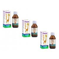 Argivit Focus Şurup 150 ml 3'lü Paket