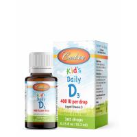 Carlson Kids Daily D3 Damla 400 IU 10.3ml