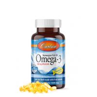 Carlson Omega 3 50 Kapsül Balık Yağı