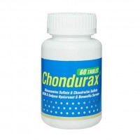 Chondurax Glucosamine Sulfate & Chondroitin Sulfate 60 Tablet