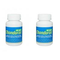 Chondurax Glucosamine Sulfate  Chondroitin Sulfate 60 Tablet 2'li Paket