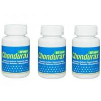 Chondurax Glucosamine Sulfate Chondroitin Sulfate 60 Tablet 3'lü Paket