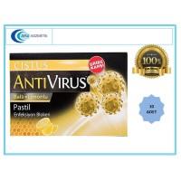 CISTUS ANTIVIRUS BALLI LİMONLU PASTİL (Enfeksiyon Blokeri) 10'LU PAKET