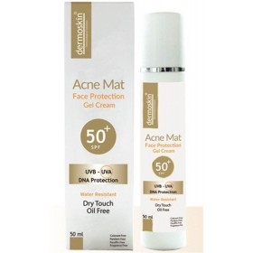 Dermoskin Acn (Acne) Mat Face Protection Spf50+