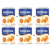 Evolvia 1 Bebek Maması 800 Gr - 6'lı Paket