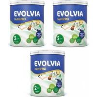 Evolvia 2 Bebek Maması 800 Gr 3'lü Paket