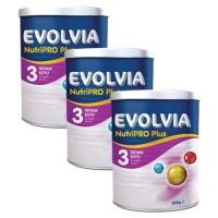 Evolvia 3 Devam Sütü Nutripro Plus 800 gr 3 Adet