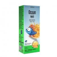 OCEAN MULTİ BALIK YAĞI ŞURUBU 150 ML